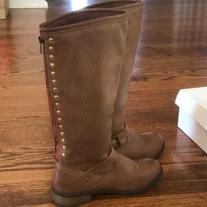 Steve Madden girls boots